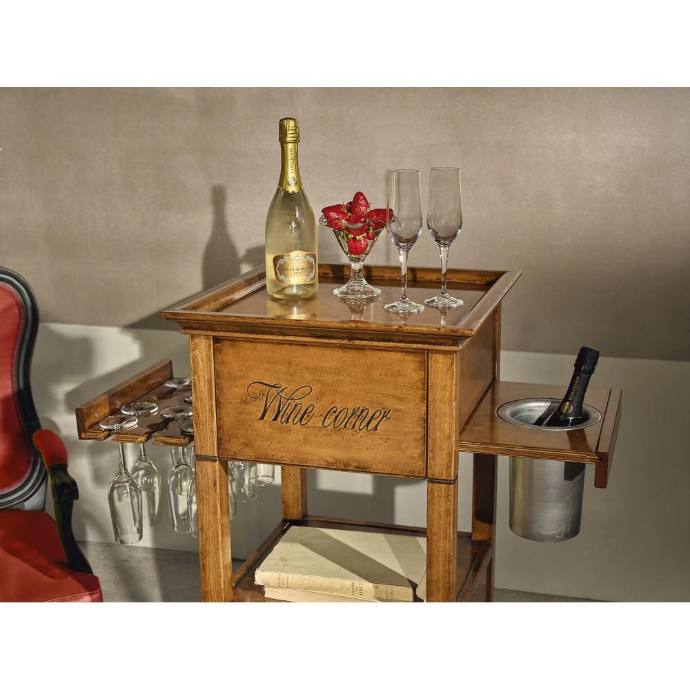 Mobile Coffee Table.Mobile Bar 700 Coffee Tables Mobili F Lli Raffagnini